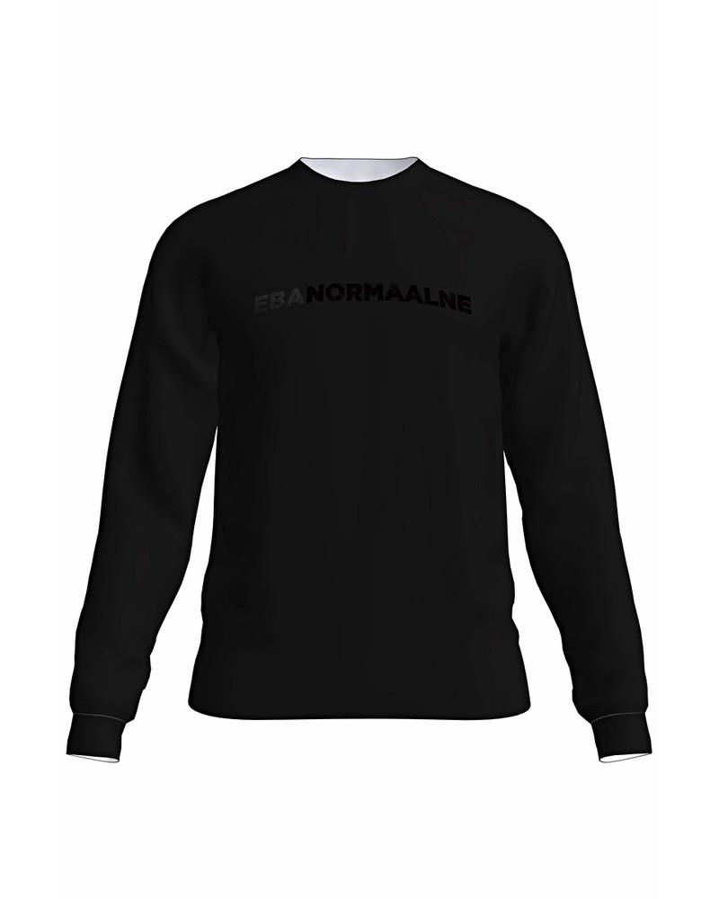 EBANORMAALNE SWEATSHIRT BLACK