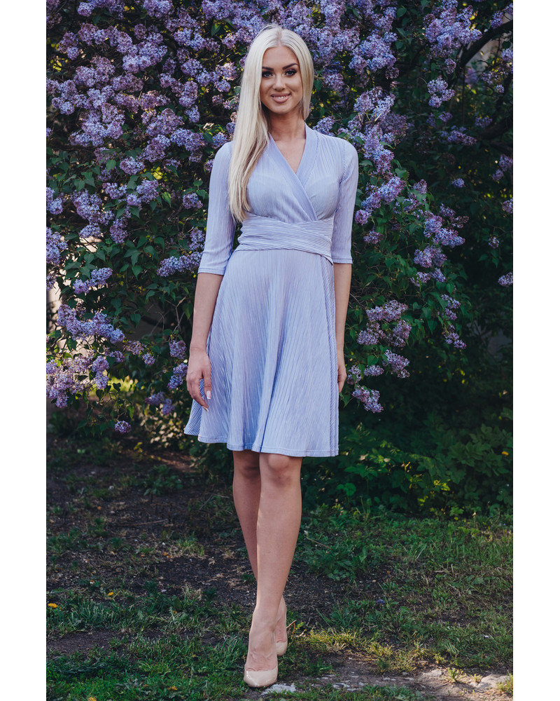 LILAC ELEGANT DRESS