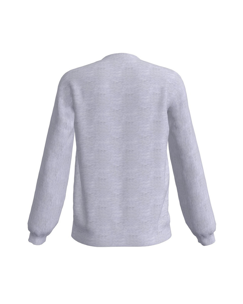 Be Inspired Sweatshirt Regular Grey Brushed