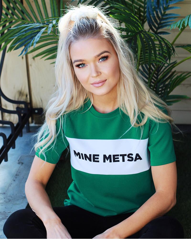 GREEN MINE METSA T-SHIRT