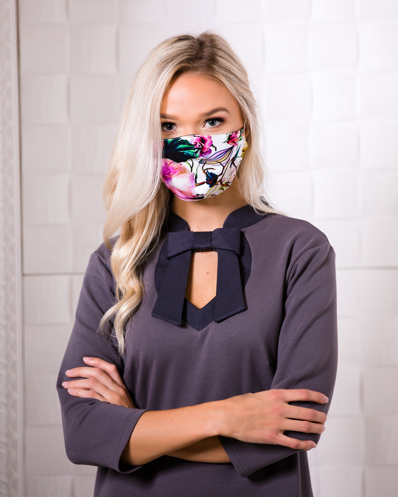 COLORFUL MASK - 1 PIECE