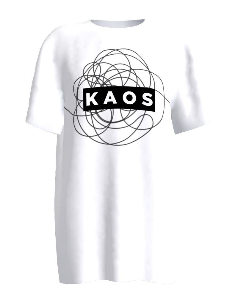 KAOS WHITE T-SHIRT
