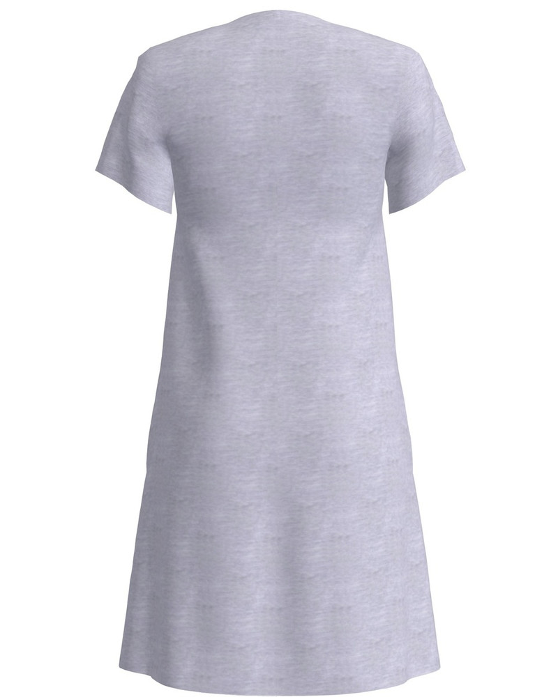 UNICORN DRESS LIGHT GREY