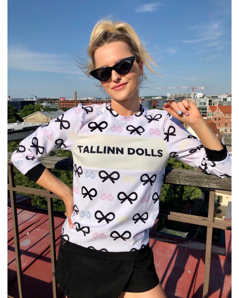TALLINN DOLLS MULTICOLOR SWEATSHIRT