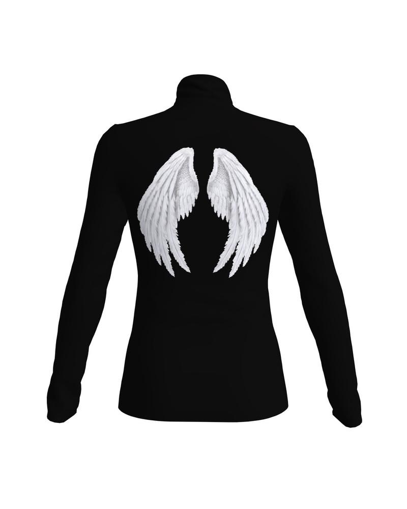 BLACK ANGEL PULLOVER