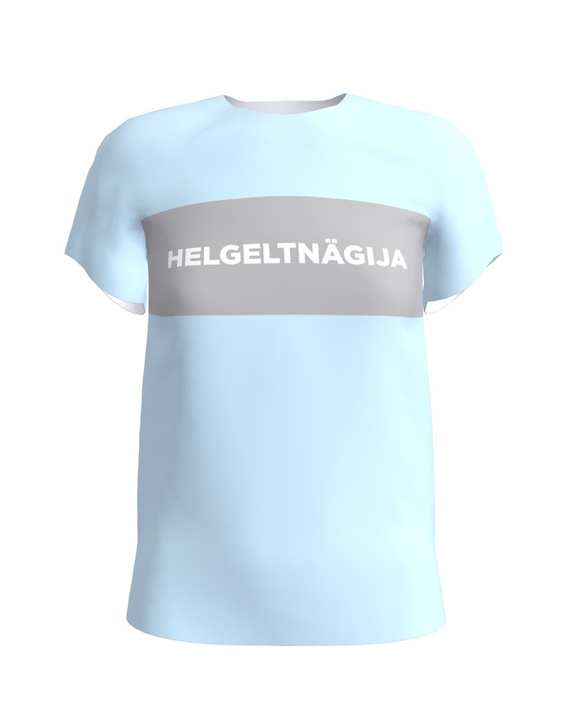 HELGELTNÄGIJA T-SHIRT BLUE