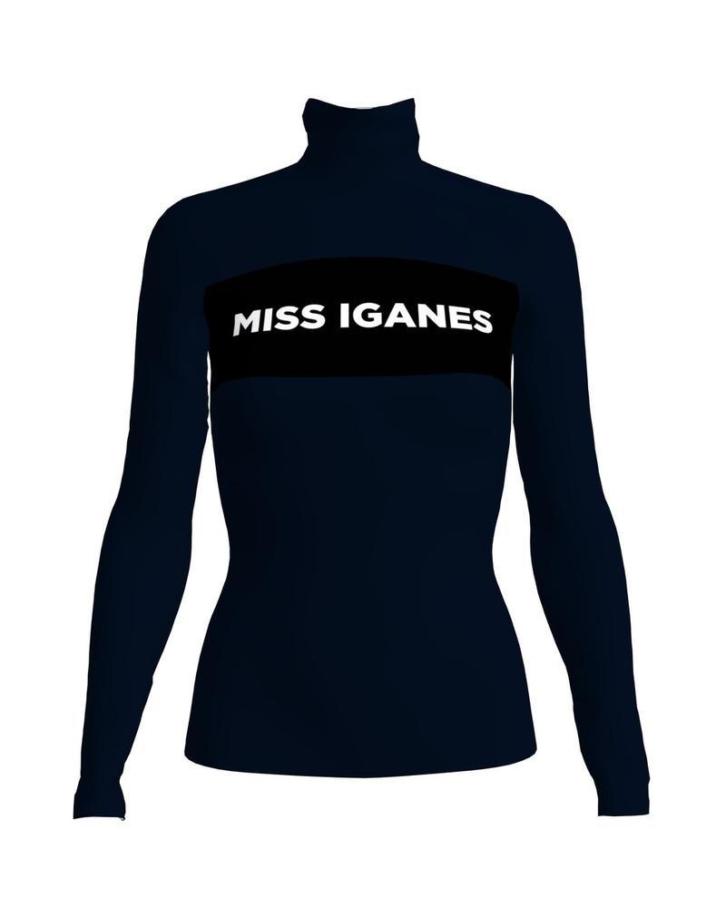 MISS IGANES PULLOVER BLACK