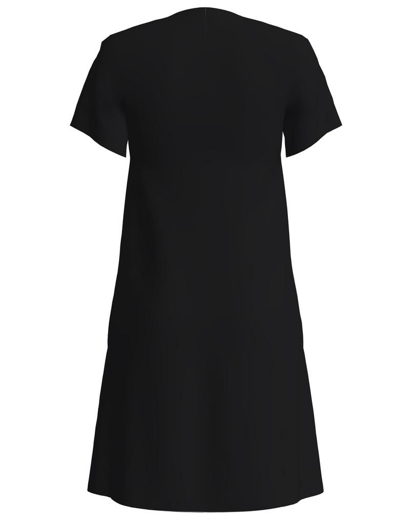 FOX DRESS BLACK