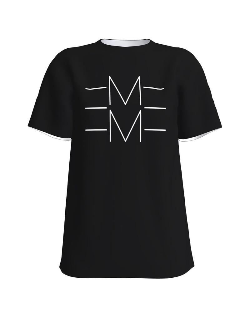 EMME UNISEX T-SHIRT BLACK