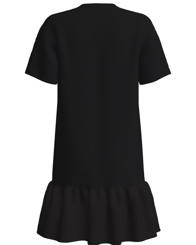 Girl Boss T-Shirt Dress With Frill