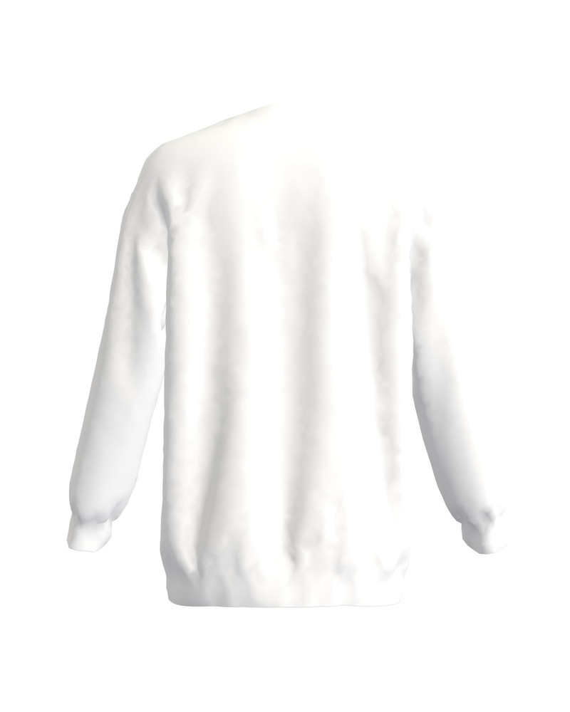 OVERSIZE WHITE SWATER