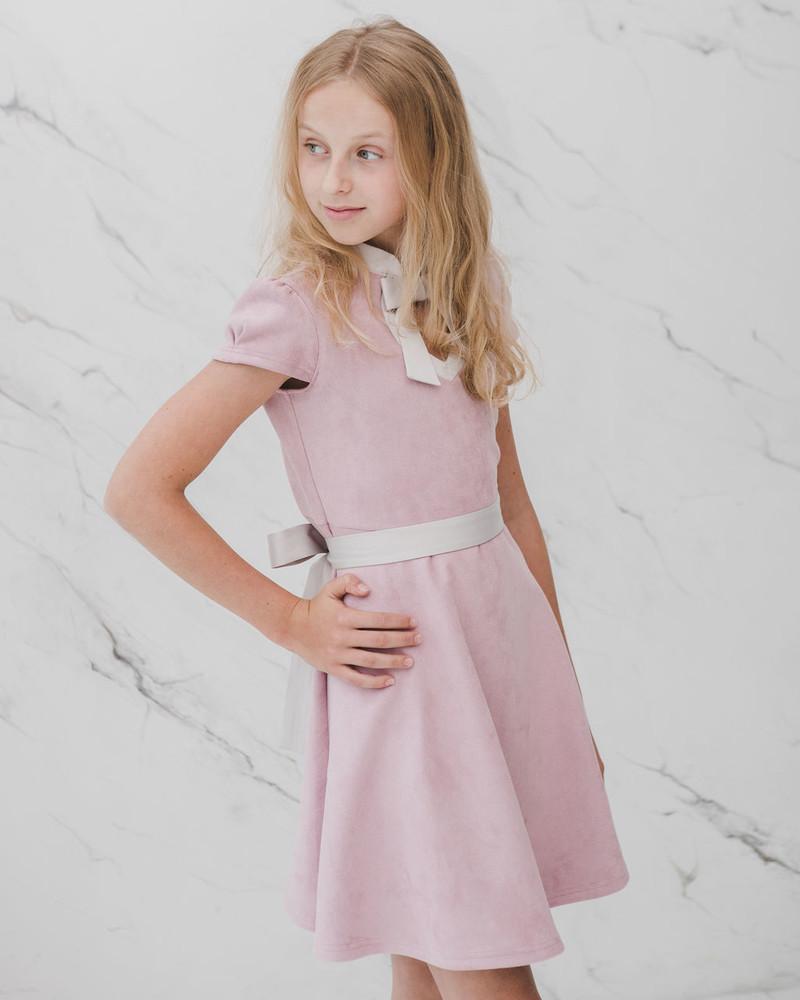 DOLLABLE KIDS DRESS PINK