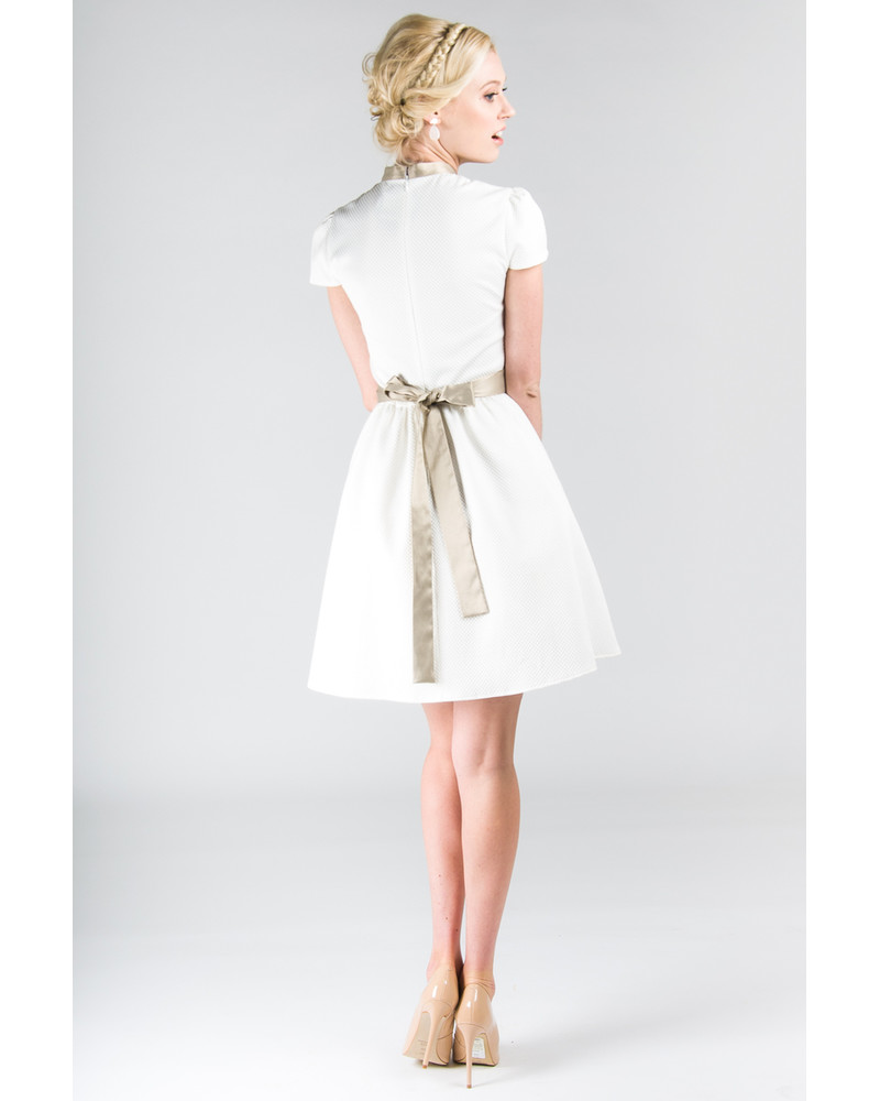 DOLLABLE DRESS IVORY
