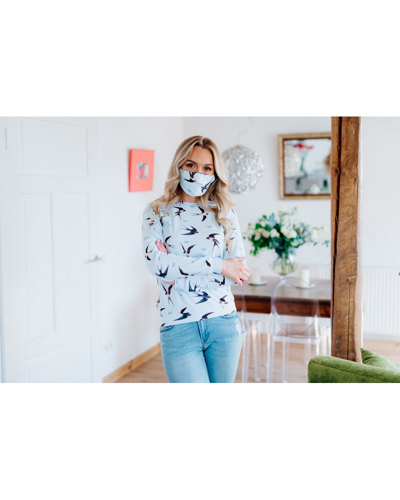 FACE MASK SWALLOW -1 PIECE