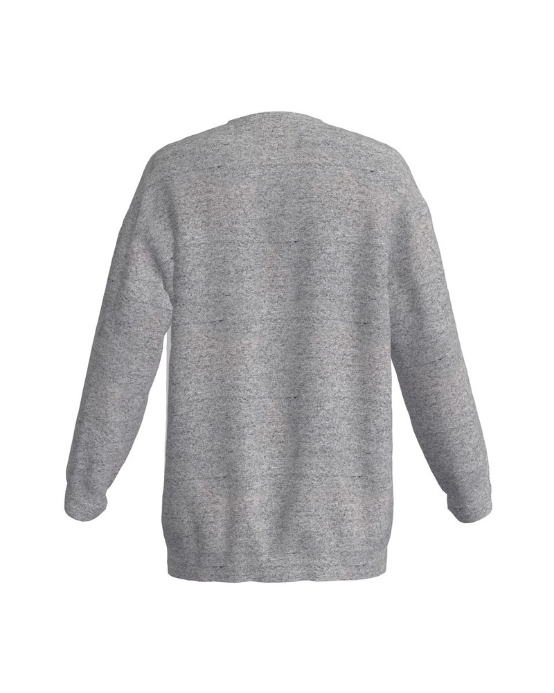 POSITION 1 GREY OVERSIZED SWEATER