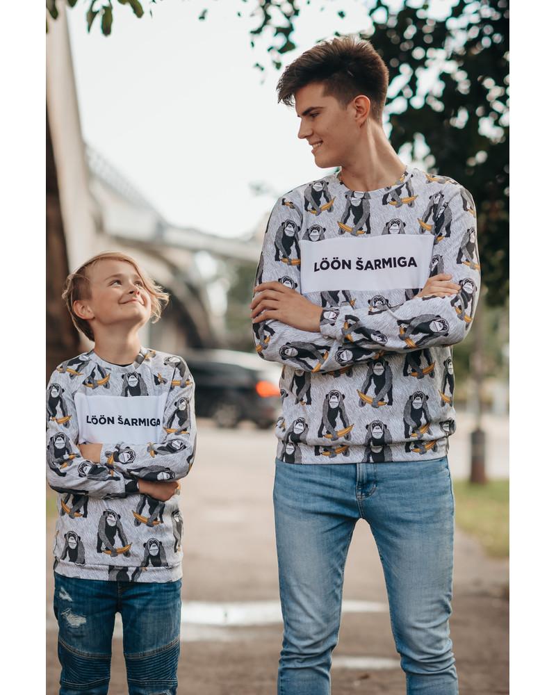 SWEATER LÖÖN ŠARMIGA FOR KIDS