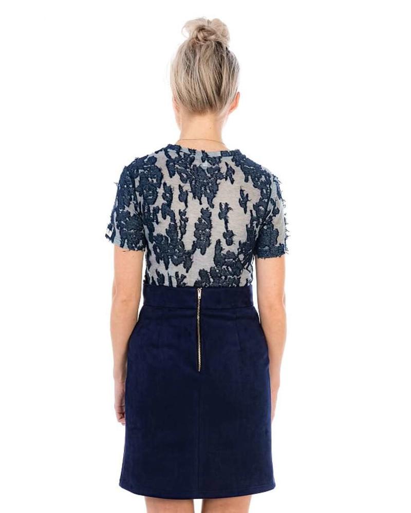 MISS IGANES BLUE T-SHIRT