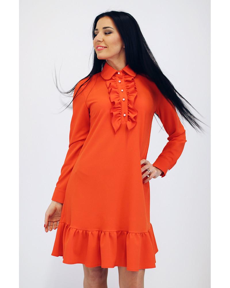 ORANGE BLOSSOM DRESS