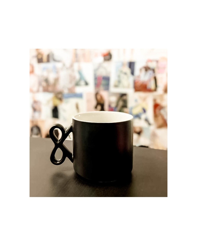 TD BOW CUP BLACK