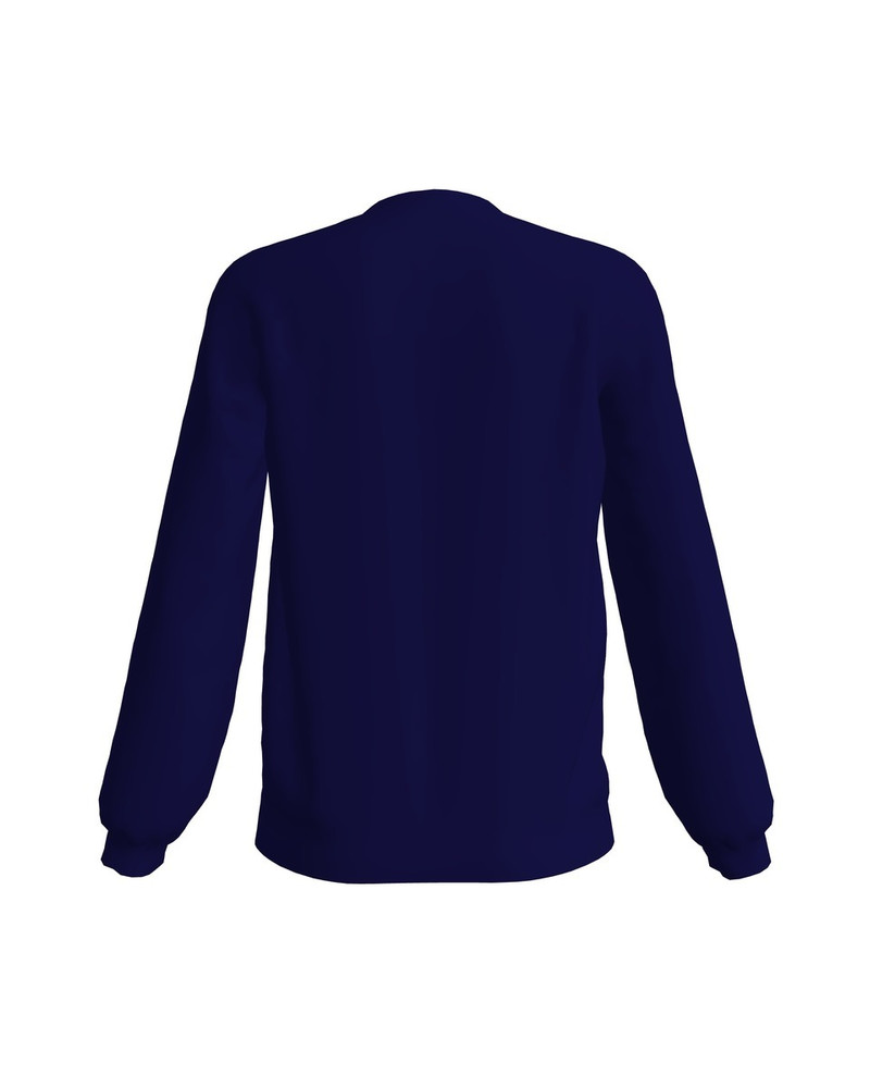 BLOSSOMS NAVY SWEATER