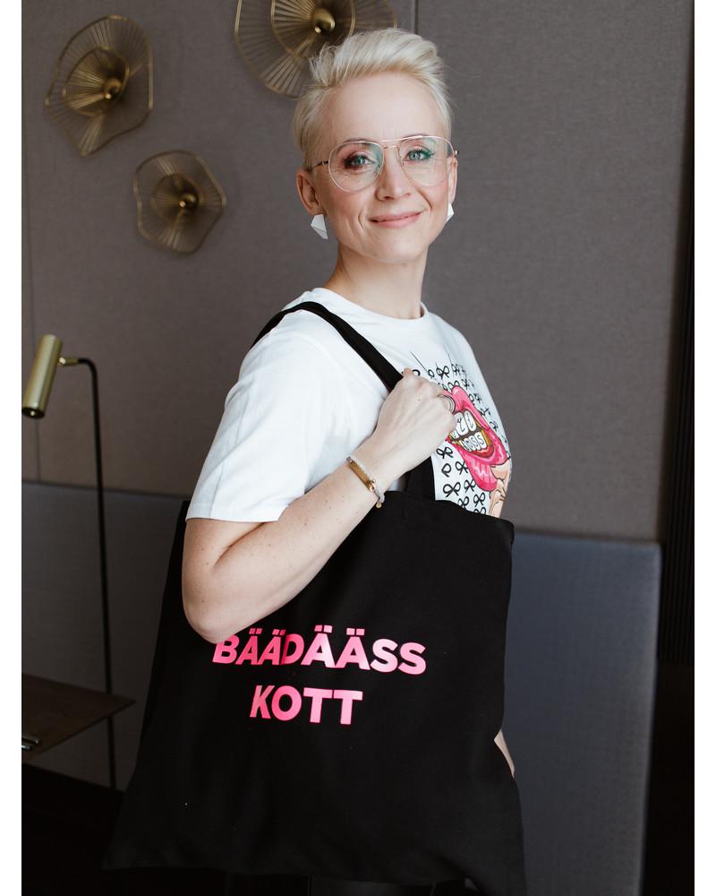 BÄÄDÄÄSS TD SIGNATURE BAG BLACK