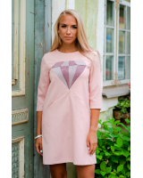 PINK DIAMOND DRESS