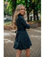 GIRLFRIEND SQUARE DRESS