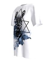 Camo Zebra T-Shirt