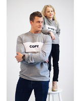 COPY GREY SWEATER FOR MEN