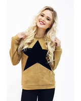 Star Soft Sweater