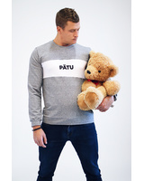 PÄTU GREY SWEATER FOR MEN