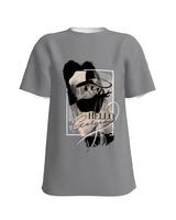 Hello Gorgeous Dark Grey T-Shirt
