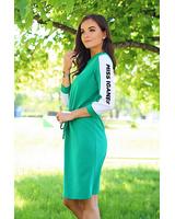 MISS IGANES SIDE JUMPER DRESS