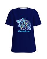 #speakout blue lion