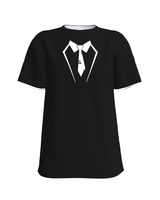 Tie T-Shirt UNISEX Black