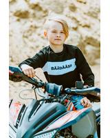 BÄÄDÄÄSS KIDS SWEATSHIRT BLACK