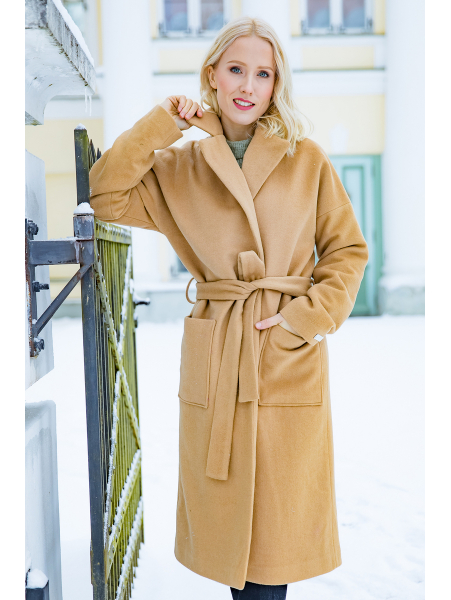CAMEL DREAMY COAT