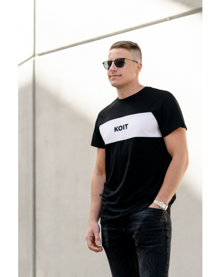 KOIT BLACK T SHIRT