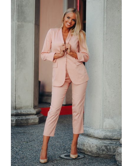 PEACHY SUIT TROUSERS