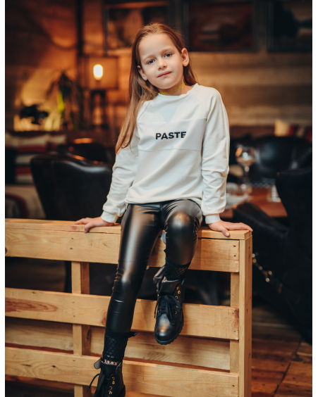 SWEATER WHITE PASTE FOR KIDS
