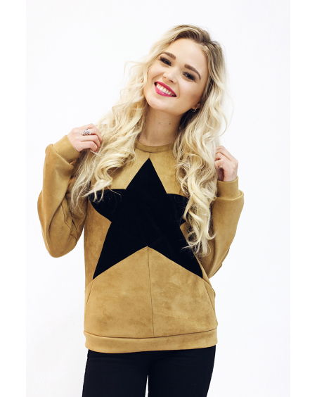 Star Soft Sweater