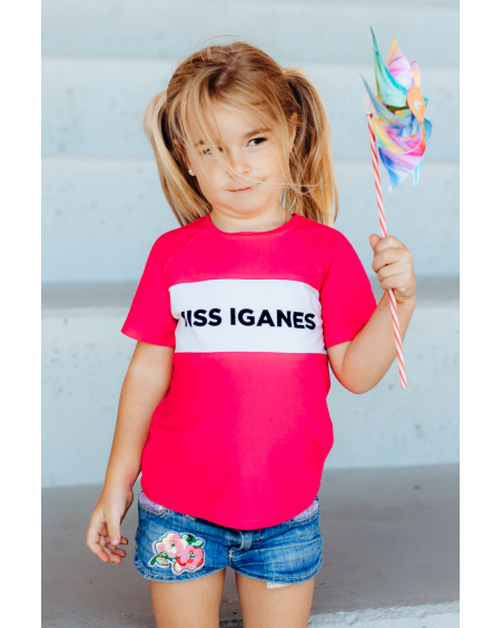 MISS IGANES KIDS T SHIRT