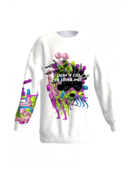 colorblind loose sweatshirt