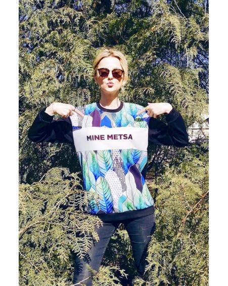 MINE METSA OVERSIZE SWEATER