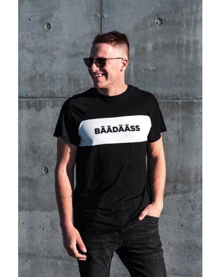 BÄÄDÄÄSS BLACK T SHIRT