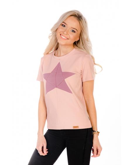 STAR PINK T-SHIRT