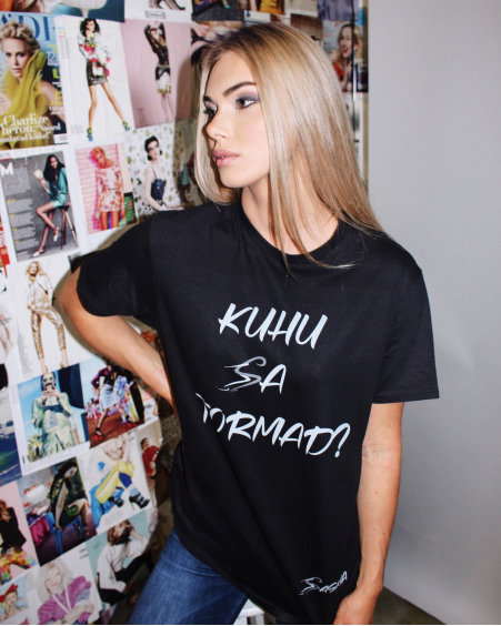 Kuhu Sa tormad? T-shirt