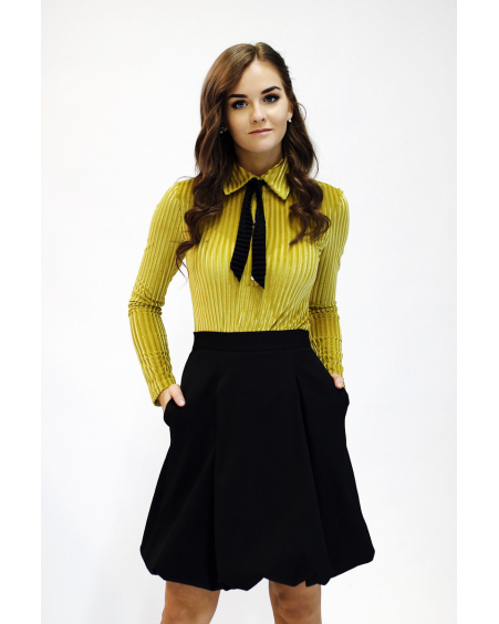 BLACK GIRLFRIEND SKIRT