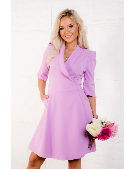 LILAC MINI MOON DRESS