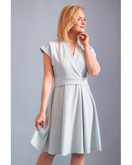 FREE ELEGANT MINT DRESS